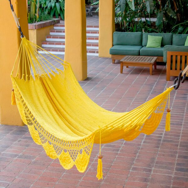 Dardel Fresh Air Camping Hammock by Bay Isle Home