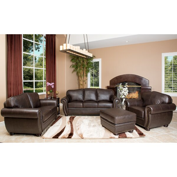 Hotchkiss Configurable Living Room Set by World Menagerie