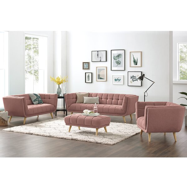 Calzada 4 Piece Living Room Set by Corrigan Studio
