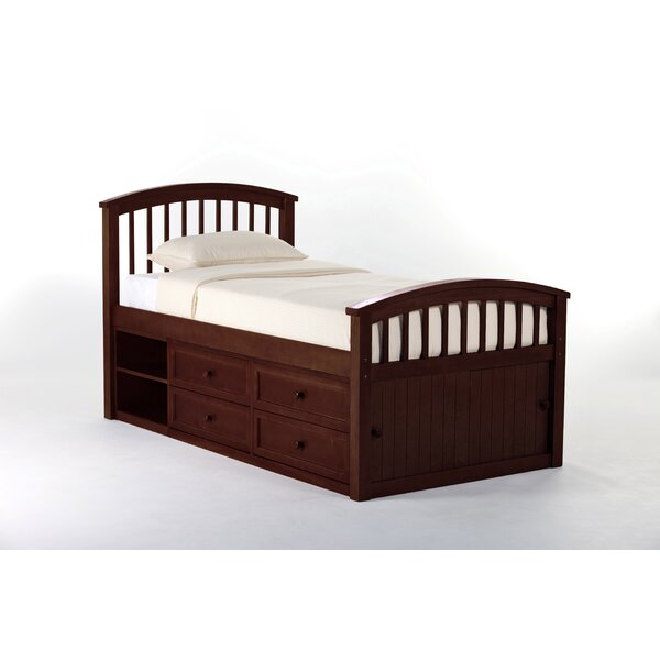 Radley Mates & Captains Bed with Drawers by Three Posts Baby & Kids