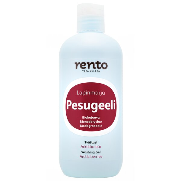 Rento Arctic Berries Body Wash by Premium Saunas