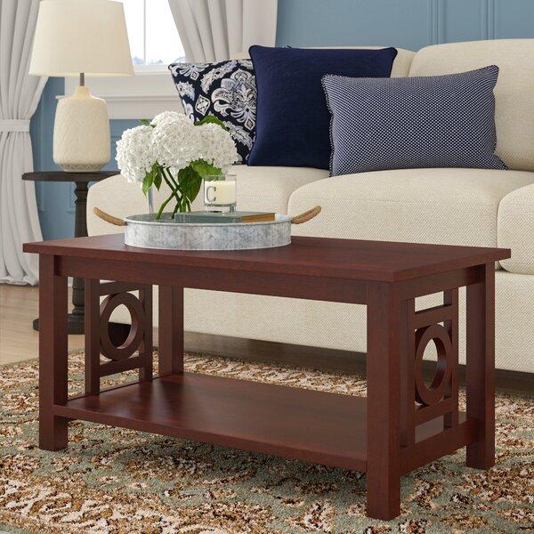 Calabro Coffee Table by Winston Porter