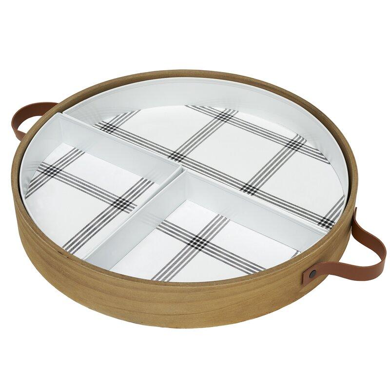 wood decorative trays