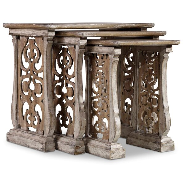 Chatelet 3 Piece Nesting Tables by Hooker Furniture