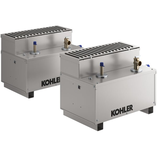Invigoration™ Series 30kW Steam Generator by Kohler