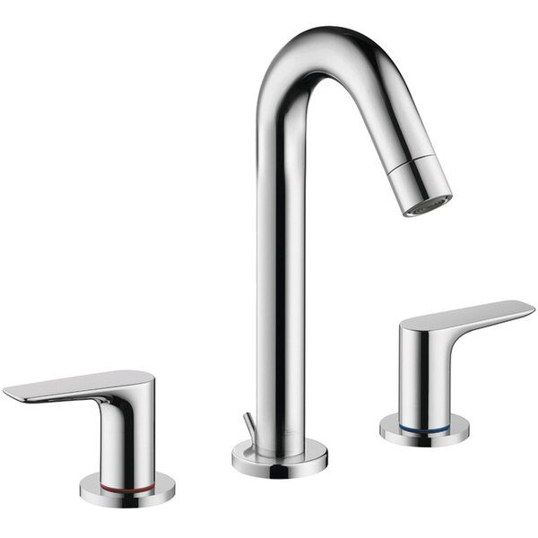 Logis Widespread Faucet with Drain Assembly by Hansgrohe