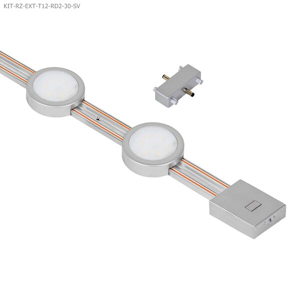 Radianz 12 LED Under Cabinet Strip Light by Jesco Lighting