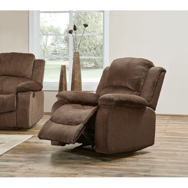 Soma Extra Plush Manual Glider Recliner by Red Barrel Studio