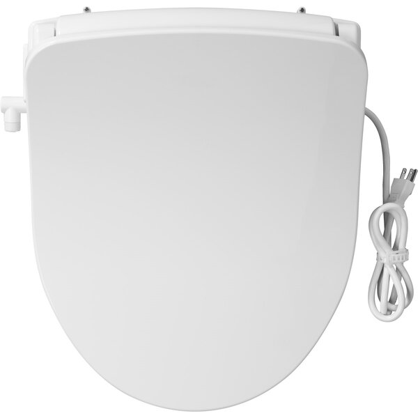 Renew Plus Cleansing Spa Round Toilet Seat Bidet