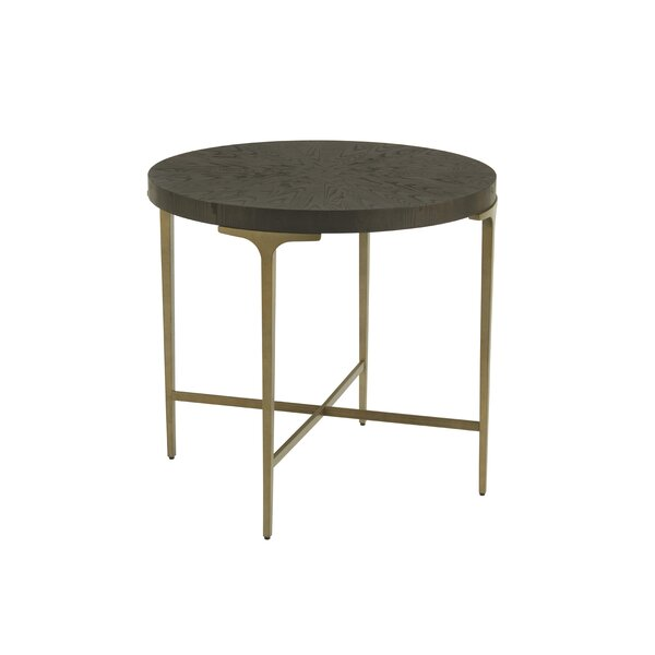 Gaskill End Table by Everly Quinn