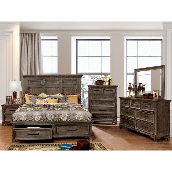Mcmillin Platform Configurable Bedroom Set by Gracie Oaks