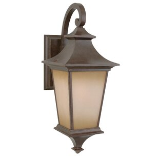 Shopping for Glenmont 1-Light Outdoor Wall Lantern By Darby Home Co