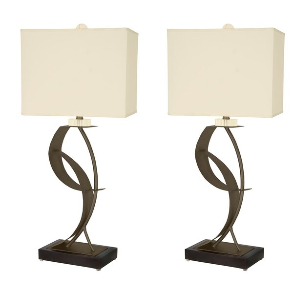 Tompkins 33 Table Lamp (Set of 2) by Brayden Studio