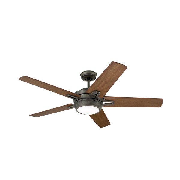 54 Moore 5 Blade Ceiling Fan by 17 Stories