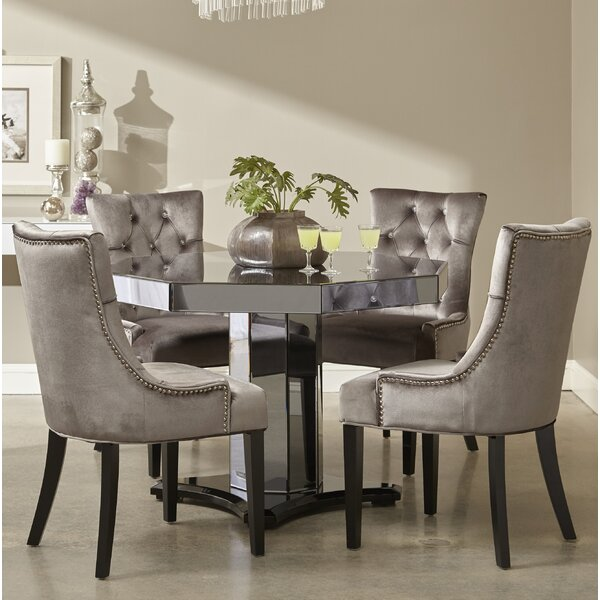 Reviews Brocklesby 5 Piece Dining Set By Rosdorf Park Discount