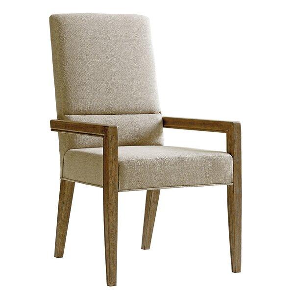 Shadow Play Upholstered Dining Chair by Lexington Lexington