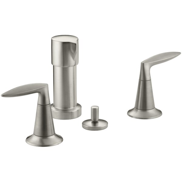 Alteo Vertical Spray Bidet Faucet by Kohler