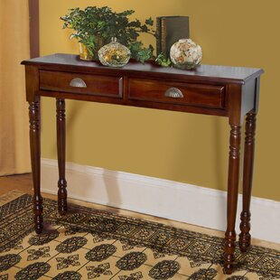 Genial Savanna Hallway Table