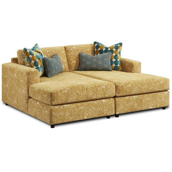 Scranton Double Chaise Lounge
