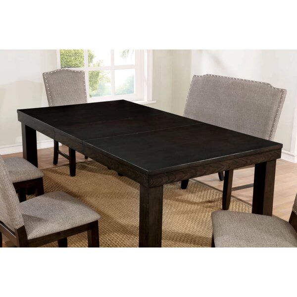 Twanna Extendable Dining Table by Gracie Oaks