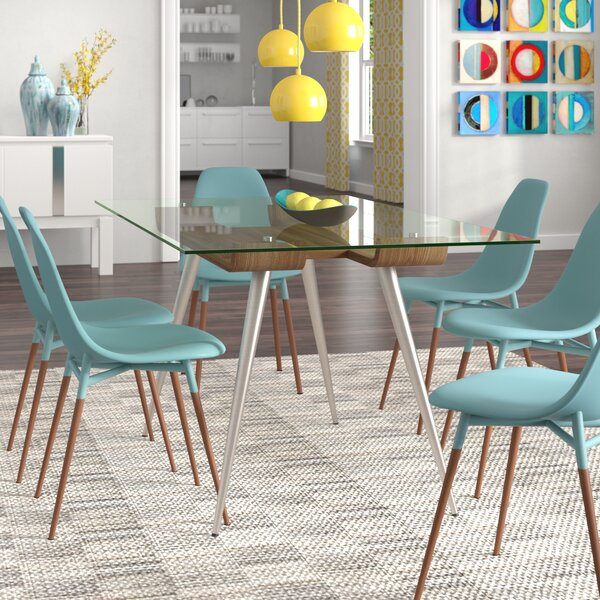 Jaylee Dining Table by Wade Logan