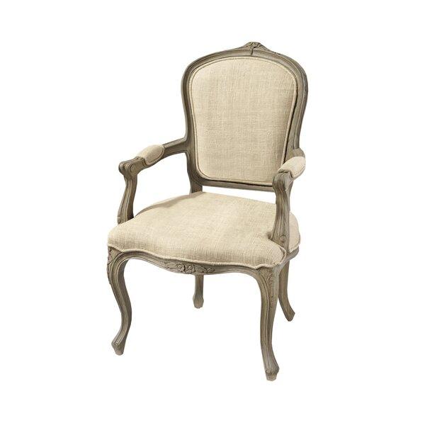 Louis XV Armchair by Design Toscano Design Toscano