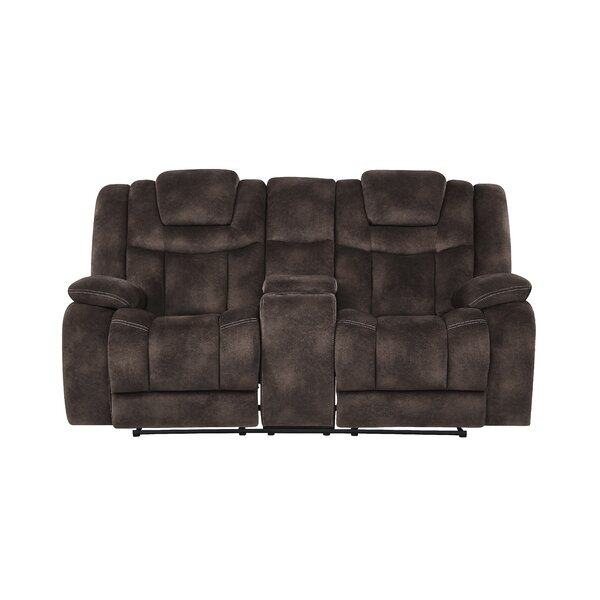 The Most Stylish And Classic Pradeep Reclining Sofa by Red Barrel Studio by Red Barrel Studio