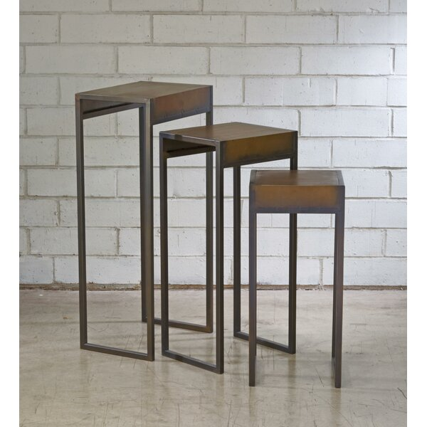 Hilliard 3 Piece Nesting Tables By Williston Forge Today Sale Only