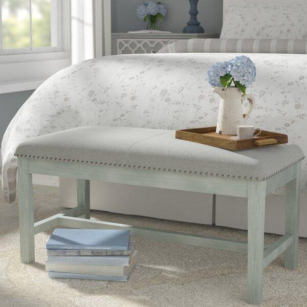 Fosse Upholstered Bench by Lark Manor
