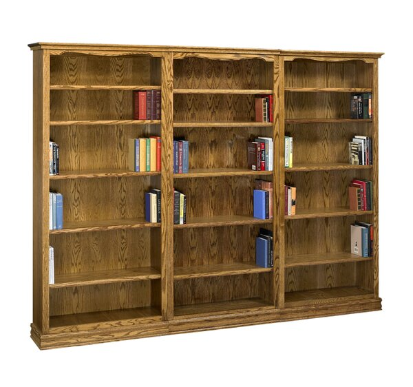 Americana Oversized Library Bookcase By A&E Wood Designs