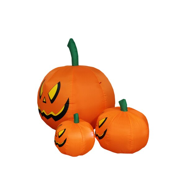 Halloween Inflatable Pumpkins by The Holiday Aisle