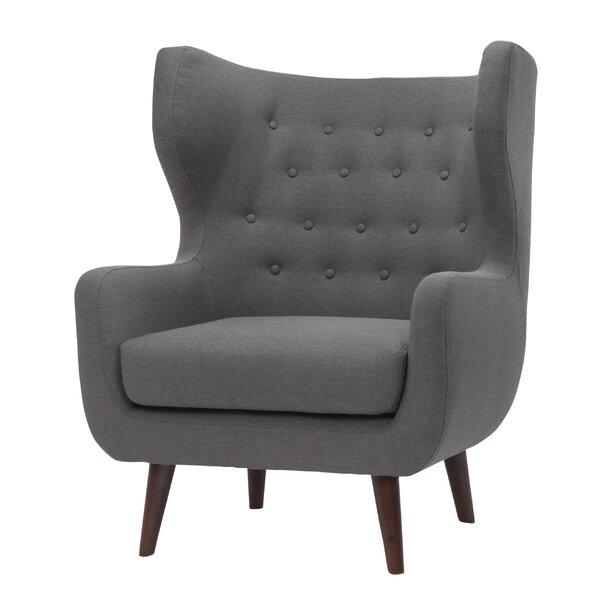 Jessie Wingback Chair By Corrigan Studio