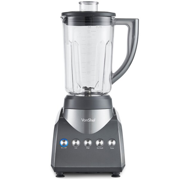 750W Table Blender by VonShef