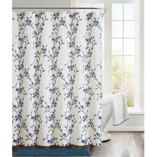 Gallager Shower Curtain Set ByBungalow Rose