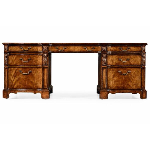 Windsor Solid Wood Executive Desk