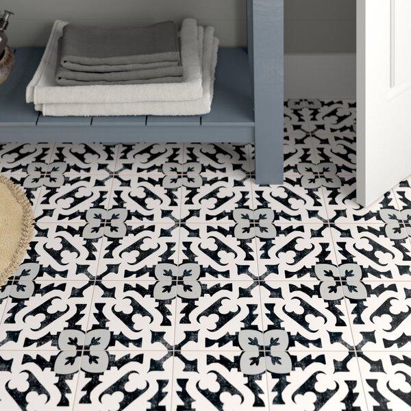 Brina 8 x 8 Porcelain Field Tile