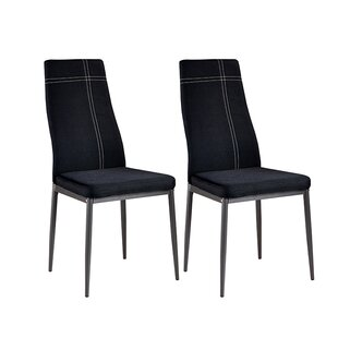 Cerise Upholstered Dining Chair (Set of 2)