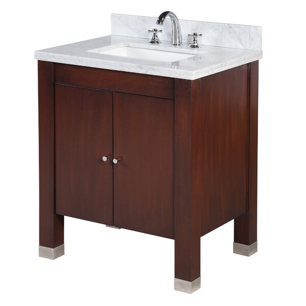 Riley 30 Single Bathroom Vanity Set by Kitchen Bath Collection