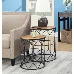Compare Bolander 2 Nesting Tables By Ivy Bronx