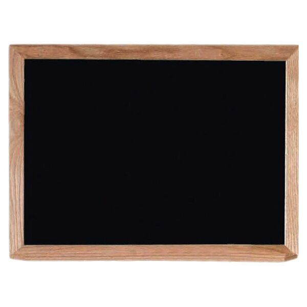 Wall Mounted Chalkboard by AARCO