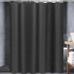 Affordable Price Stillings Shower Curtain By Mercury Row