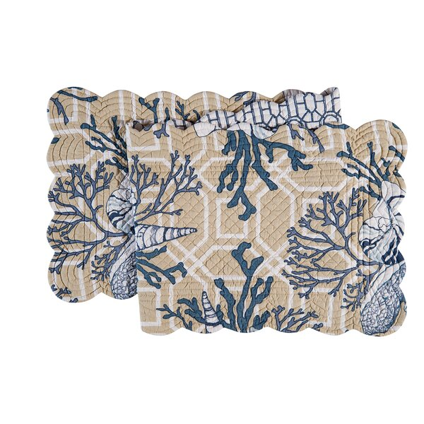 Indigo Sound Runner by C&F Home