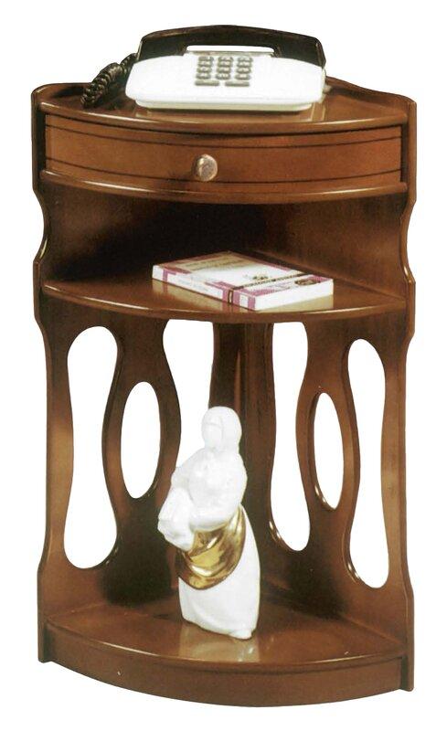 Corner Telephone Table