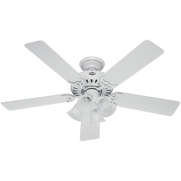 52 Studio Series 5-Blade Ceiling Fan by Hunter Fan