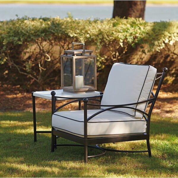 Pavlova Patio Chair with Sunbrella Cushions by Tommy Bahama Outdoor