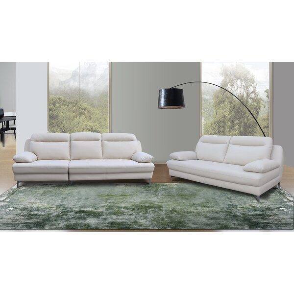 Romaine 2 Piece Living Room Set by Orren Ellis