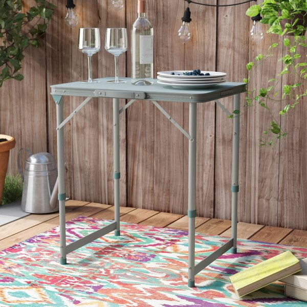 Abram Folding Camping Table By Freeport Park