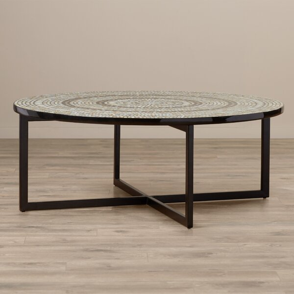 Sittard Coffee Table by Bungalow Rose Bungalow Rose
