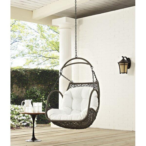 Holladay Swing Chair by Bay Isle Home Bay Isle Home