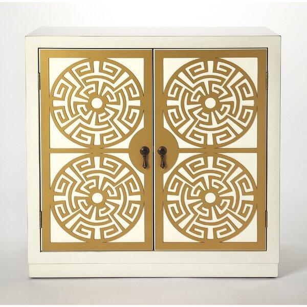 Emrys 2 Door Accent Cabinet by Mercer41